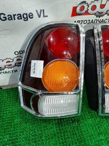 Стоп Chevrolet Trailblazer T370V LM4 2004 задний левый