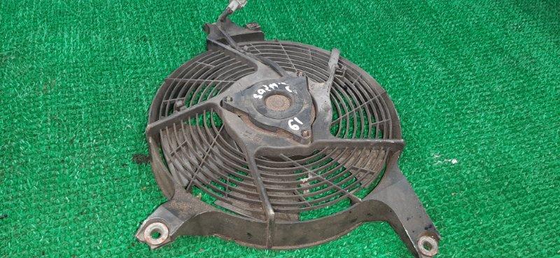 Вентилятор радиатора кондиционера Nissan Safari VRGY61 TD42-029767T 1998