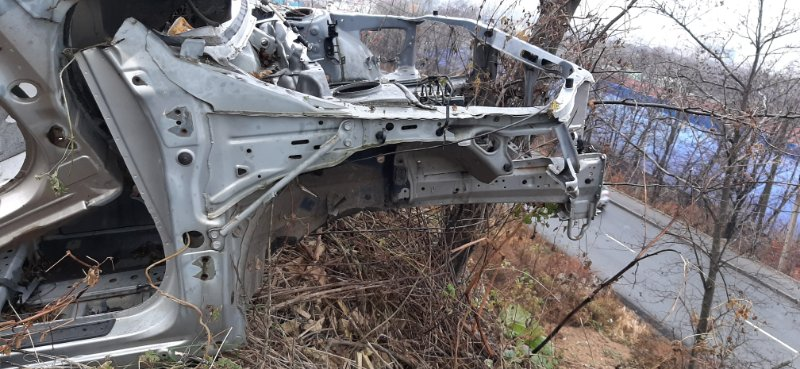 Лонжерон Subaru Forester SH5 EJ20 2008 правый