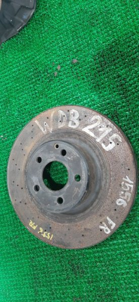 Тормозной диск Mercedes Cl55 W215 113986 2000 передний