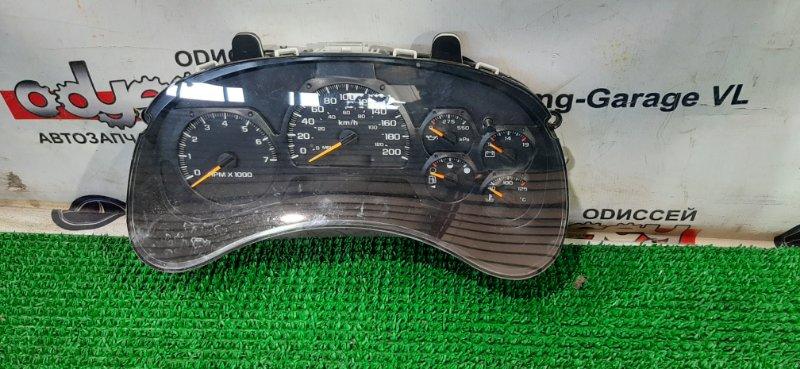 Панель приборов Chevrolet Trailblazer T370V LM4 2004