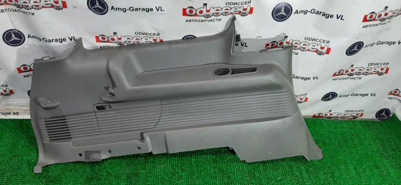 Обшивка багажника Chevrolet Trailblazer T370V LM4 2004 задняя левая