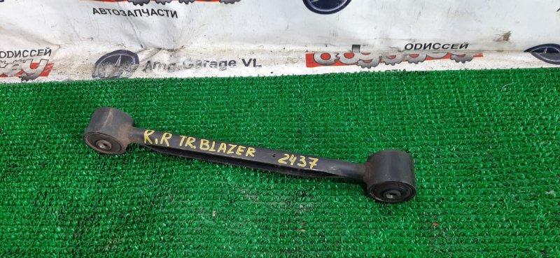 Тяга подвески Chevrolet Trailblazer T370V LM4 2004 задняя правая