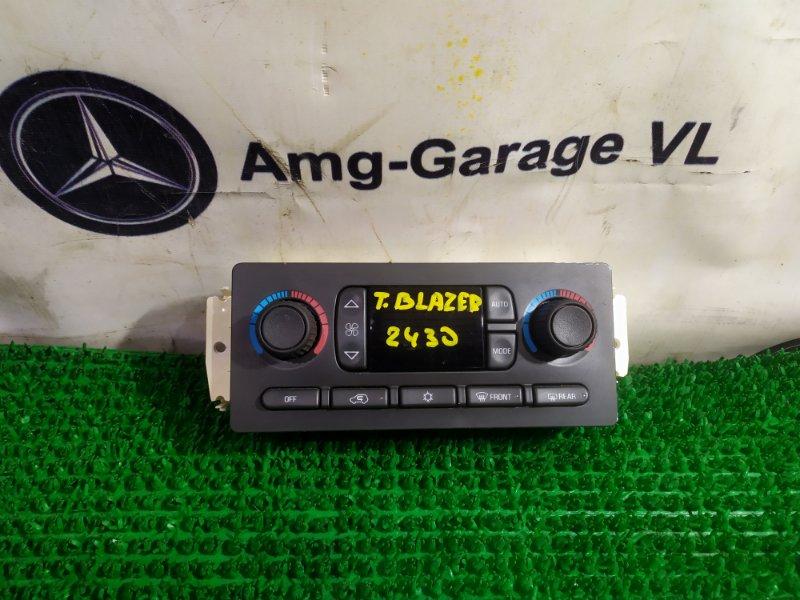 Климат контроль Chevrolet Trailblazer T370V LM4 2004