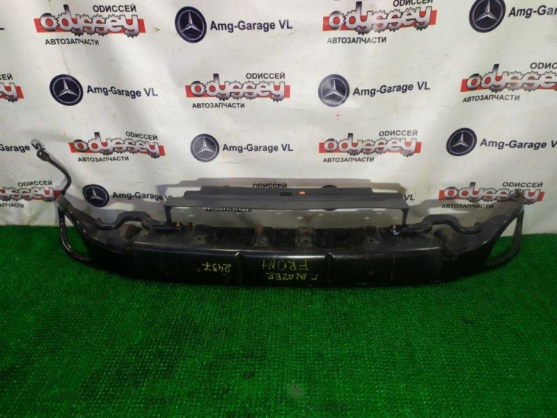 Жесткость бампера Chevrolet Trailblazer T370V LM4 2004 передний