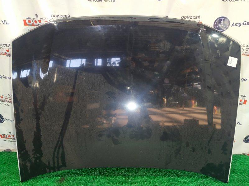 Капот Chevrolet Trailblazer T370V LM4 2004