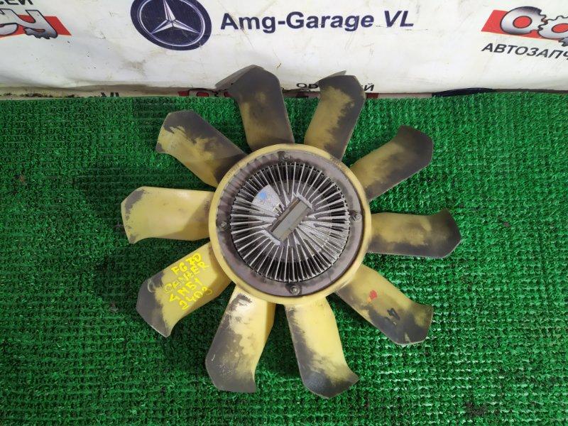 Вентилятор с вязкостной муфтой Mitsubishi Canter FG70EB 4M51-B02058 2002