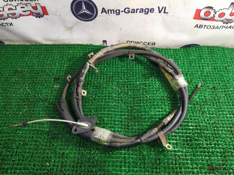 Тросик ручника Mitsubishi Canter FG70EB 4M51-B02058 2002