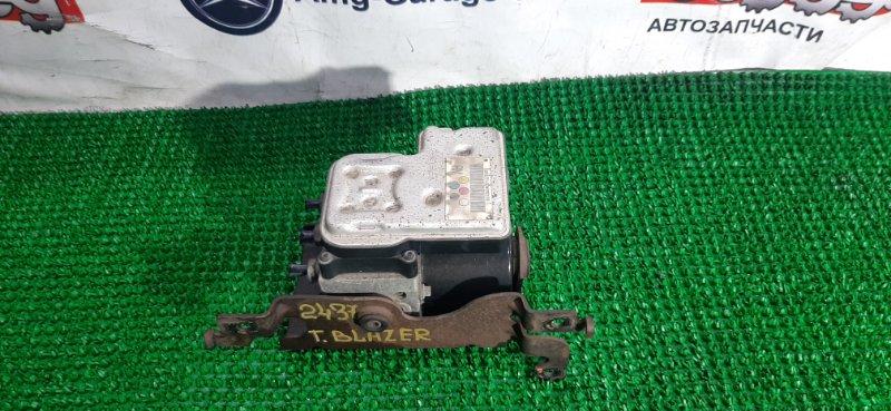 Блок abs Chevrolet Trailblazer T370V LM4 2004