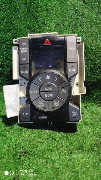 Климат контроль Toyota Voxy ZRR75