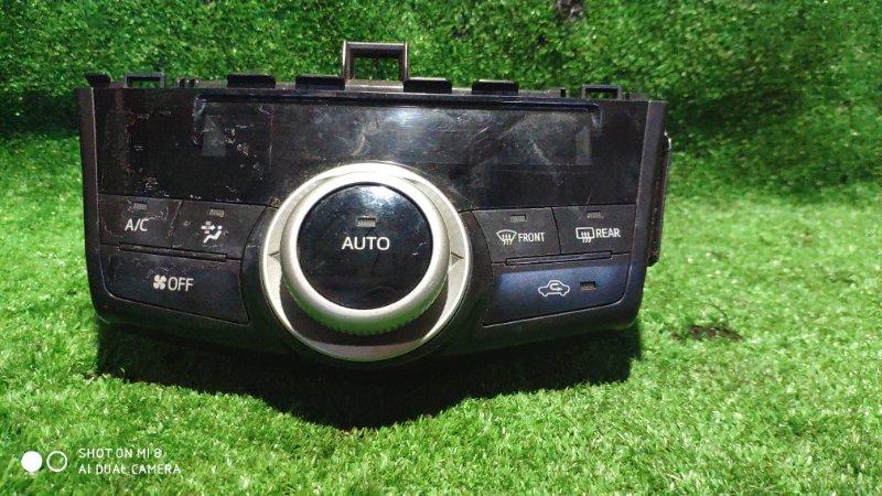 Климат контроль Toyota Prius Alpha ZVW41W 2ZR-D190838 2013