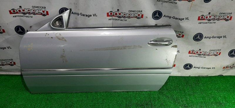 Дверь Mercedes Cl600 W215 275950 2003 передняя левая