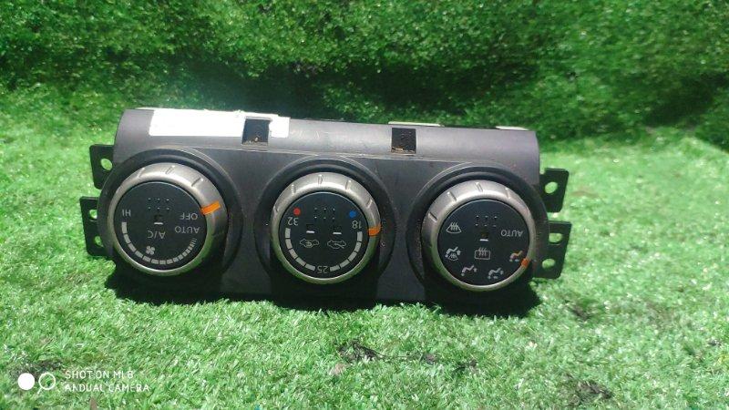 Климат контроль Nissan Xtrail TNT31 QR25-437313B 2012