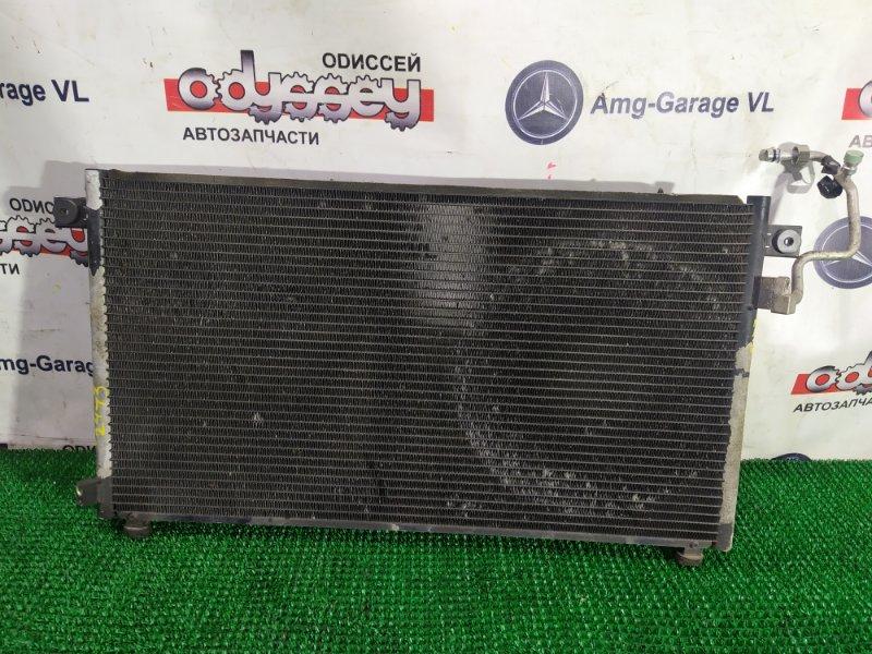 Радиатор кондиционера Nissan Safari WTY61-000176 ZD30DDTI-019955 2000