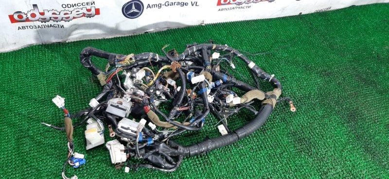 Проводка под торпеду Nissan Safari WTY61-000176 ZD30DDTI-019955 2000