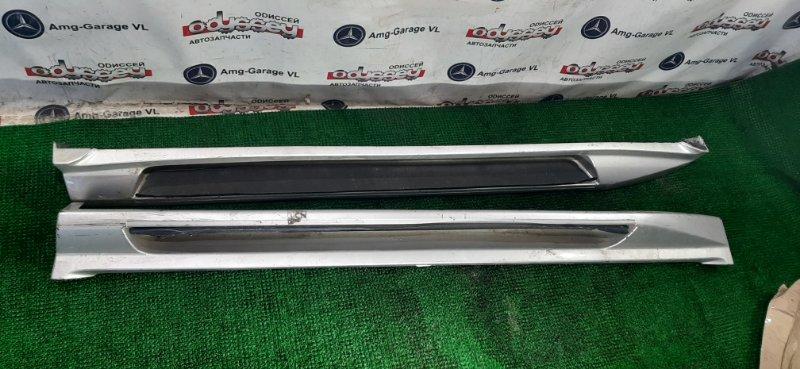 Порог Suzuki Grand Escudo TX92W H27A-140620 2005 правый