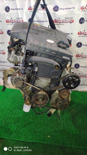 Двигатель Mitsubishi Pajero Io H77W 4G94 2004