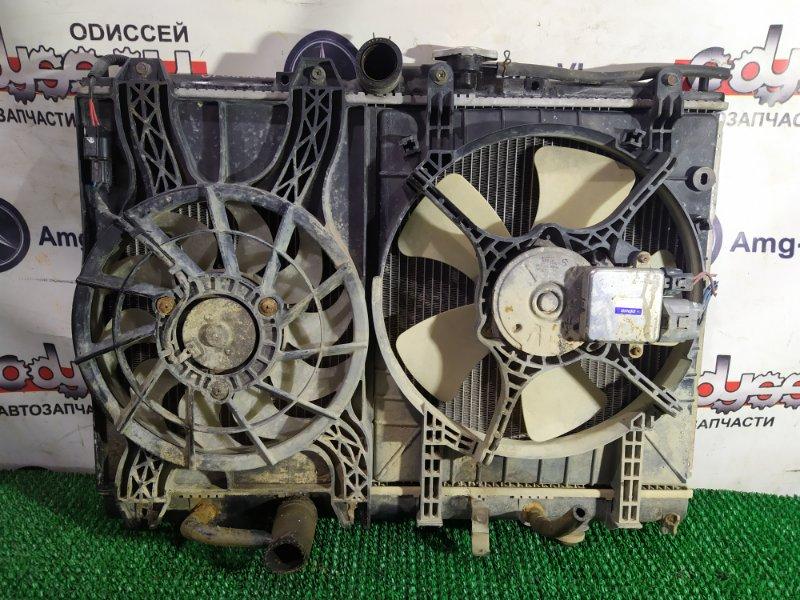Радиатор Mitsubishi Pajero Io H77W 4G94 2004