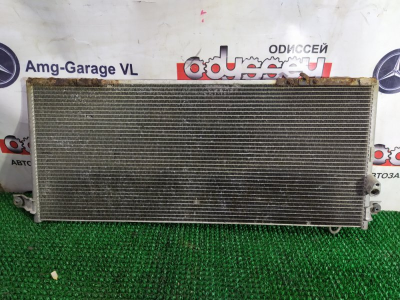 Радиатор кондиционера Mitsubishi Pajero Io H77W 4G94 2004