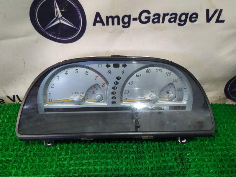 Панель приборов Toyota Camry ACV30 2AZ-FE 2001