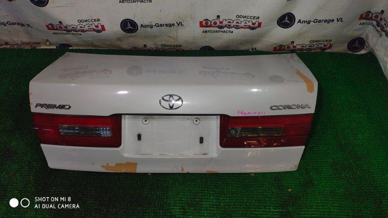 Крышка багажника Toyota Corona CT211 3C-TE 1998