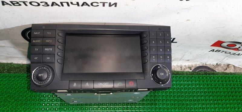 Магнитофон Mercedes Cls350 W219 272964 2006