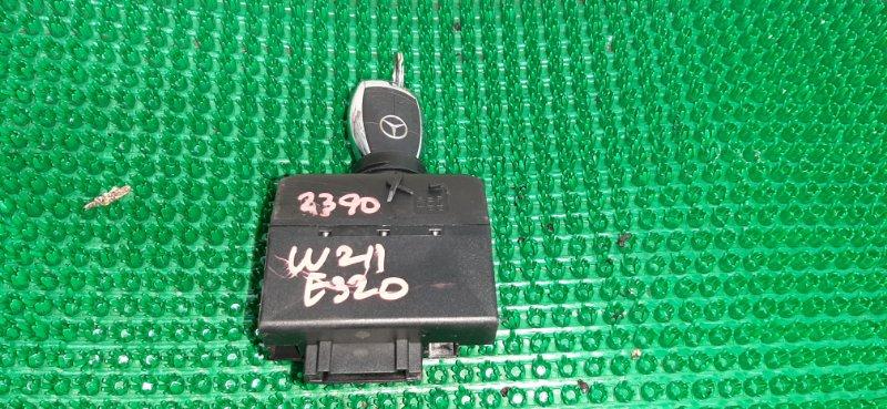 Замок зажигания Mercedes E320 W211 642920 2007