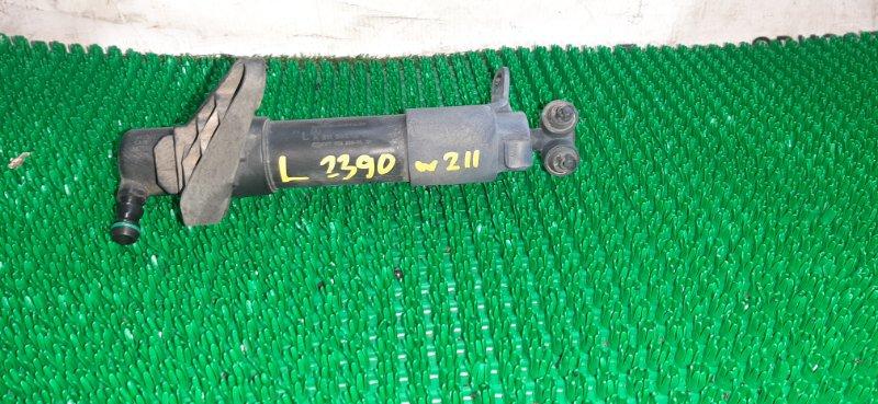 Форсунка омывателя фар Mercedes E320 W211 642920 2007 левая