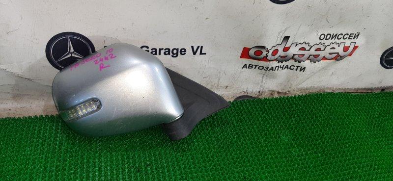 Зеркало Mitsubishi Pajero Io H77W 4G94 2004 переднее правое