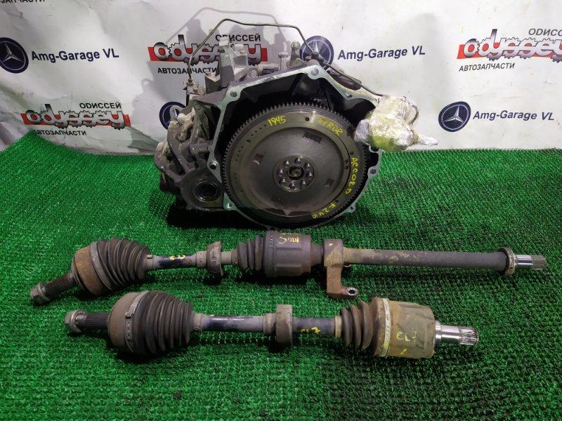 Кпп механическая Honda Accord CL7 K20A-6521512 2005