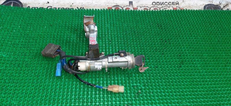 Замок зажигания Toyota Landcruiser HDJ81 1HD-T 1990