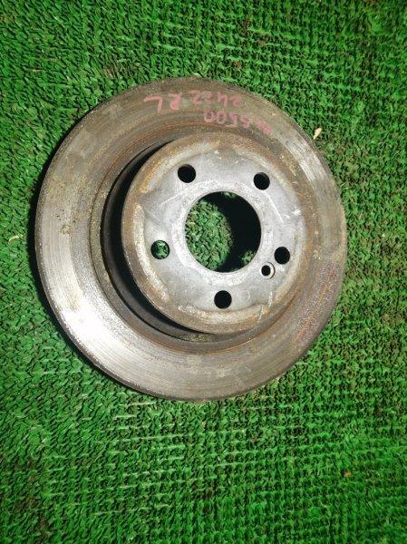 Тормозной диск Mercedes Cls350 W219 272964 2006 задний левый