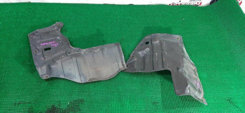 Защита двигателя Toyota Corolla EE111 4E-FE 1995