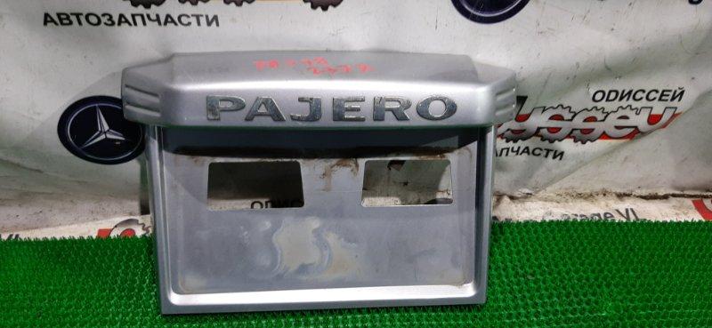Ручка двери задней Mitsubishi Pajero V78W 4M41 2004