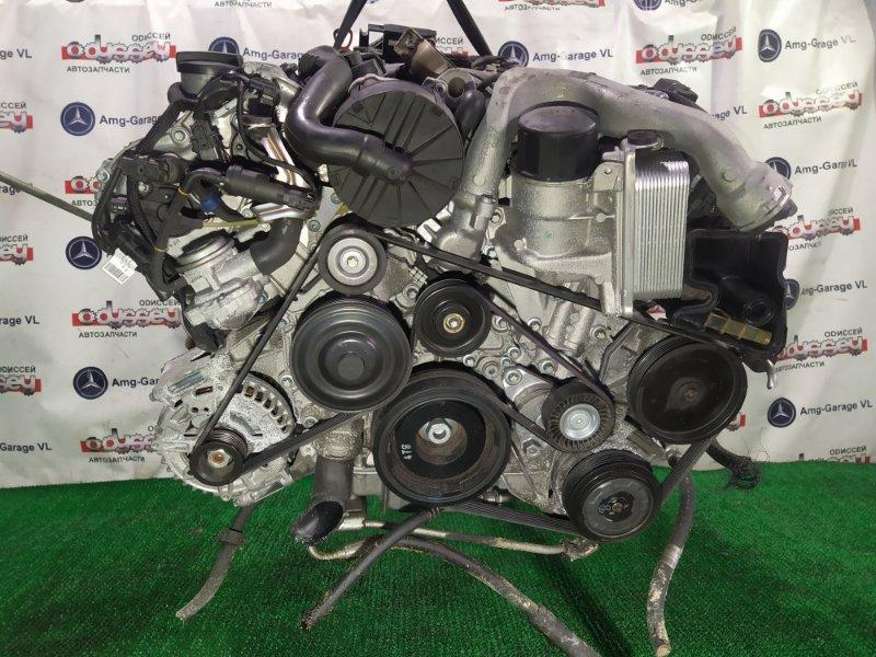 Двигатель Mercedes E550 W211 273960 2006