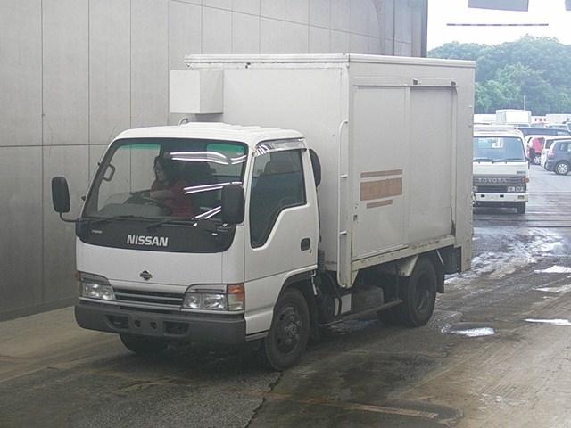 Будка Isuzu Elf AKS71 4HG1 1999