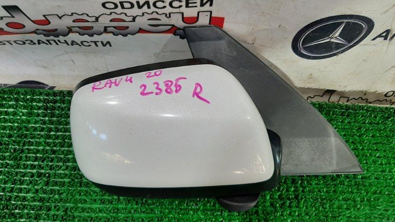 Зеркало Toyota Rav4 ACA20 1AZ-FSE 2004 переднее правое