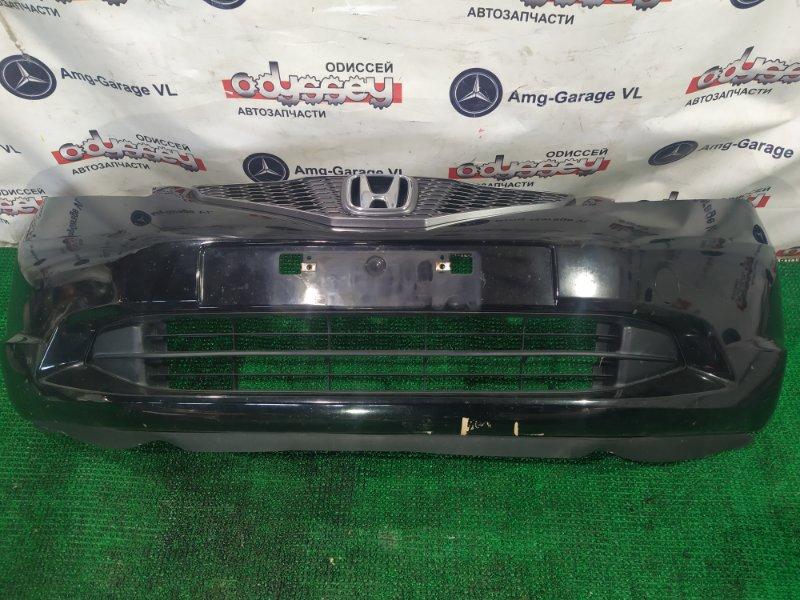Бампер Honda Fit GE9 L15A 2009 передний