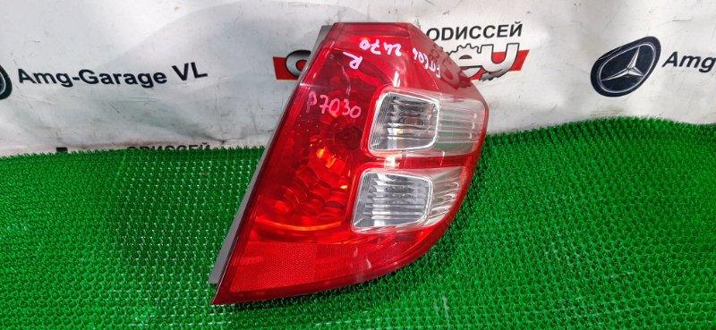 Стоп Honda Fit GE6 L13A 2007 задний правый