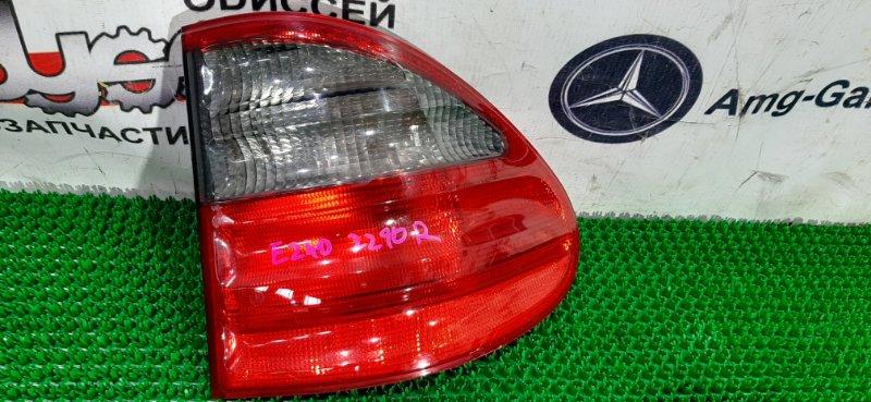 Стоп Mercedes E240 W210 112914 2001 задний правый