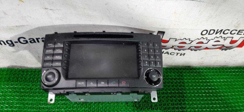 Магнитофон Mercedes Clk350 W209 272960 2006
