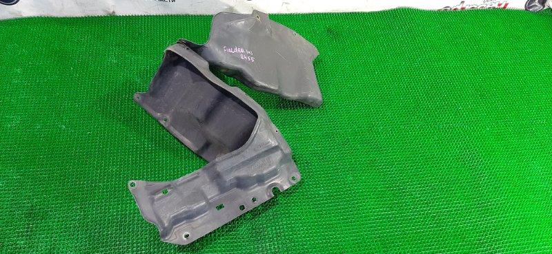 Защита двигателя Toyota Corolla Fielder NZE141G 1NZ-FE 2007