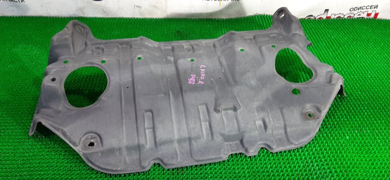 Защита двигателя Toyota Grand Hiace VCH16 5VZ-FE 2001 передняя