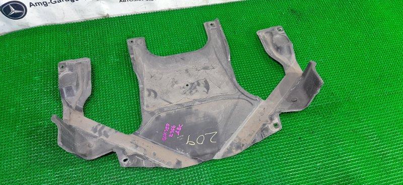 Защита двигателя Mercedes Clk350 W209 272960 2006 передняя