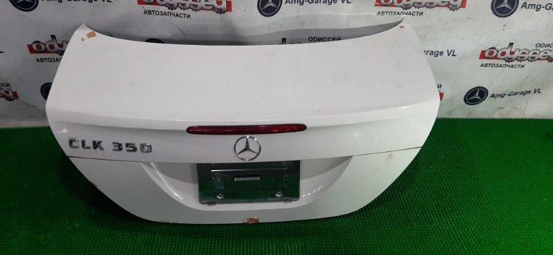 Крышка багажника Mercedes Clk350 W209 272960 2006