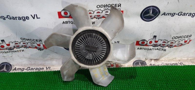 Вентилятор с вязкостной муфтой Mitsubishi Pajero V78W 4M41 2002
