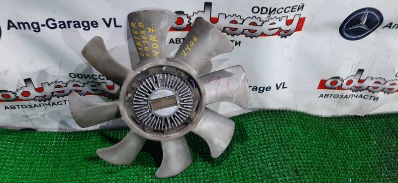 Вентилятор с вязкостной муфтой Mitsubishi Canter FB308B 4DR7 1991