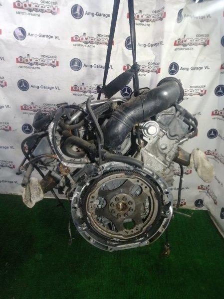 Двигатель Mercedes W163 Ml55 W163 113.981 2002