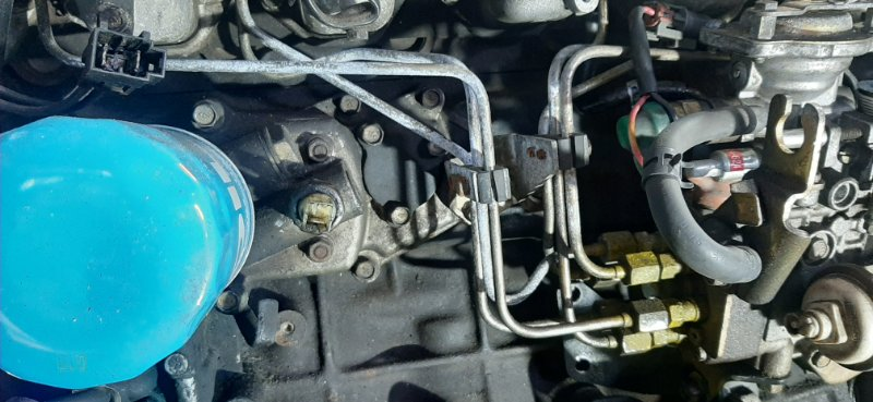 Трубки тнвд Nissan Safari WRGY60-610760 TD42-T -008371T 1995 7 месяц