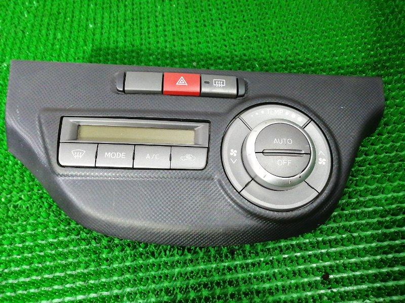 Климат контроль Daihatsu Tanto L455S KF-VE 2010